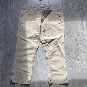 Brand new express crops size 10